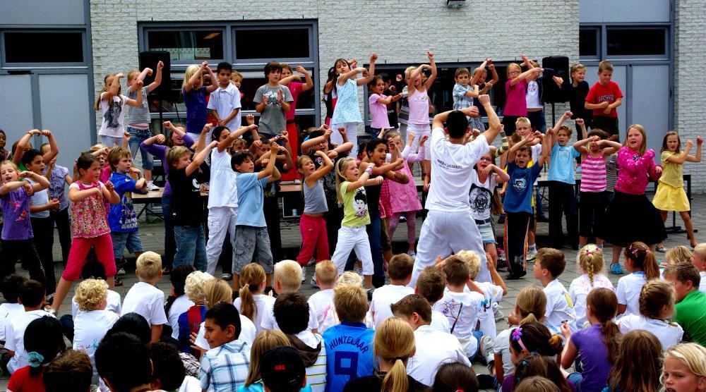 Slide 4: Workshop Kidsdance