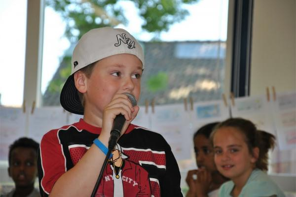 Workshop Beatboxen Brussel